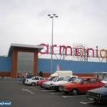 Fostul mall Armonia din Braila, la un pas sa devina fabrica