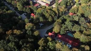 Centru de agrement de 6 mil euro în complexul turistic Arsenal Park din Orăştie
