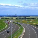 Din decembrie 2013, Bucuresti – Nadlac se poate parcurge jumatate in regim de autostrada. La final de 2015, peste 80% din distanta ar trebui sa fie pe A1