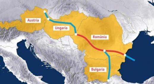 Ungaria e obligata sa deblocheze conducta de gaze BRUA – realizand interconectarea cu Austria