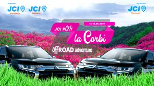JCI Play 4×4 Explore Corbi – eveniment de off-road business networking – Prinde ultimele locuri la prima ediție !