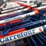 Expansiunea din ultimul an a Carrefour aduce companiei un plus de 15% in S1