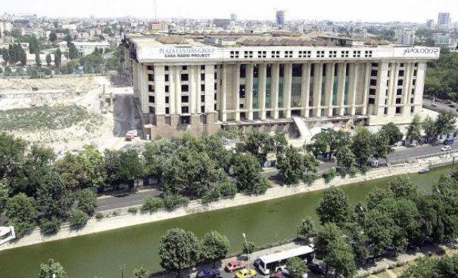 """AFI Europe vrea sa cumpere proiectul """"Casa Radio"""" de la Plaza Centers (Elbit Imaging)"""