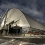 Sarcofag nou pentru reactorul 4 de la Cernobîl