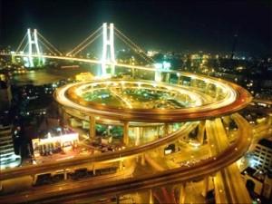 China infrastructura
