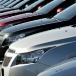 Afacerile din comerţul cu autovehicule şi motociclete au crescut cu 2,9% după primele 7 luni din 2014