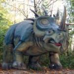 Dino Parc Rasnov, unul dintre cele mai mari parcuri cu dinozauri din Europa