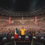 Ed Sheeran bate recordul U2 pentru cel mai profitabil turneu dintotdeauna