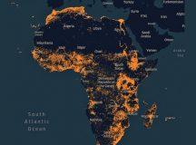 Facebook folosește Inteligența Artificială pentru a cartografia densitatea populației din întreaga lume