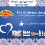 Five Continents Botoşani – producător de lactate – afaceri de 15 mil. euro (+10%) în 2018