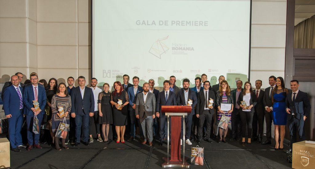 BVB anunta cele 15 companii finaliste ale celei de-a treia editii a programului Made in Romania