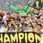 GERMANIA câștigă Cupa Mondială