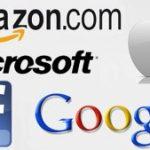 """""""Cei cinci magnifici"""" ai tehnologiei vor continua sa domine viata digitala"""