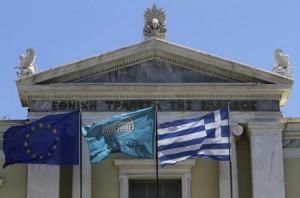 Troica cere băncilor elene să-şi vândă subsidiarele din Europa de Sud-Est