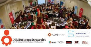 HR Business Strategist 2016 – Conferinta BusinessMark pentru strategii din resurse umane