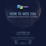 Peste 50 de startup-uri europene pe scena How to Web Conference 2016