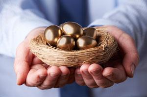 Investitiile, ca a doua sursa de venit