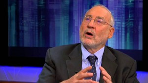 Joseph Stiglitz economist