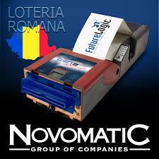 Loteria Romana Novomatic