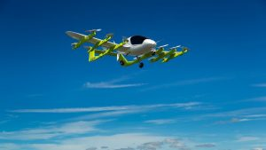 Cora, noul taxi zburător, lansat de Larry Page de la Alphabet