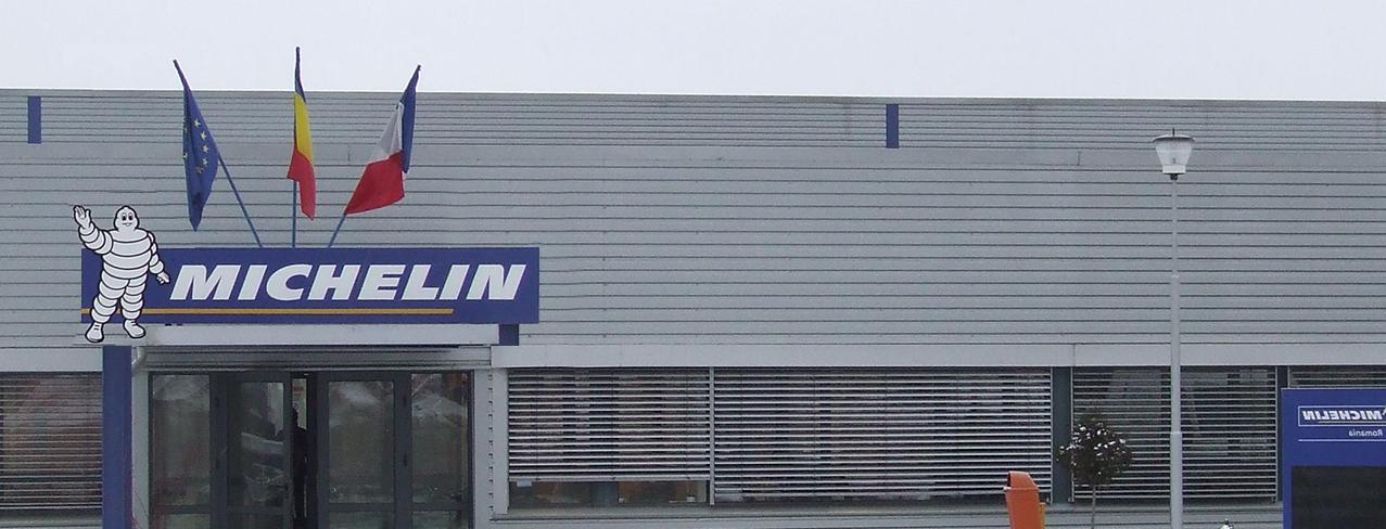 Michelin România – producător major de anvelope – cifră de afaceri de 662 mil. euro (+20%) în 2018