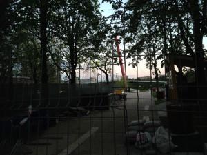 Parcul Drumul Taberei in santier 2015_1