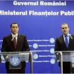 Darius Vâlcov a demisionat din funcţia de ministru al Finanţelor