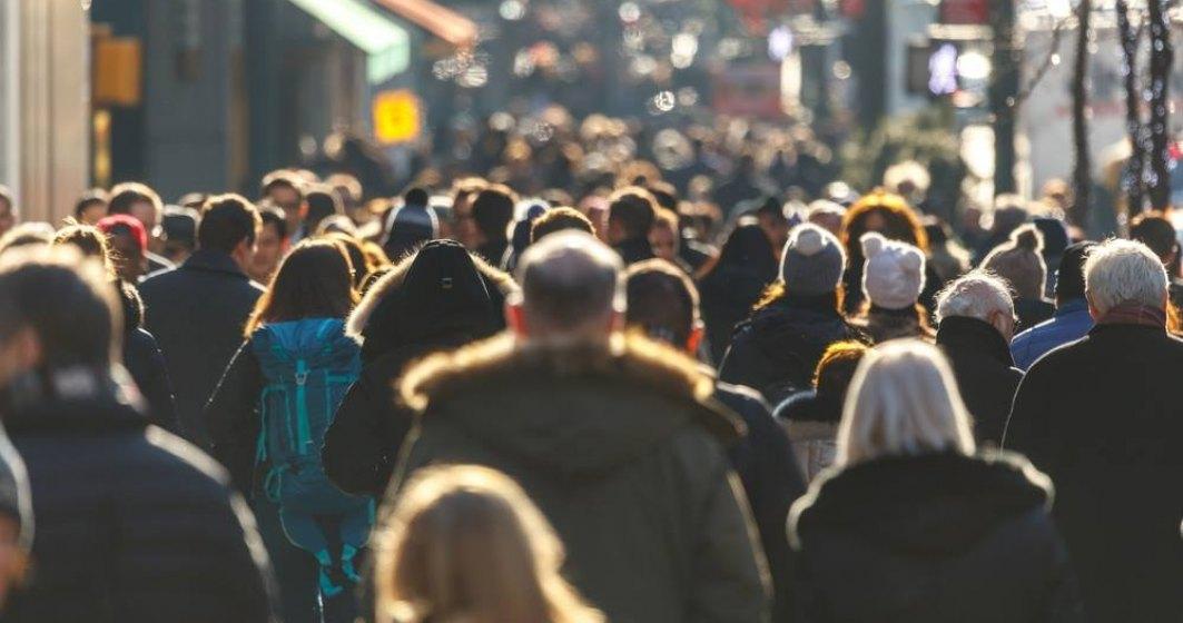 Rata de ocupare a populaţiei a crescut anul trecut 2018 la 69,9% – la o numai o miime sub ţinta naţională pentru 2020