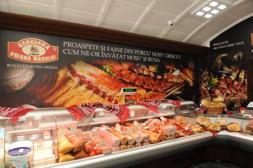 Sergiana Brasov – producator local de mezeluri, integrat pe verticala – afaceri de 65 mil. euro in 2018