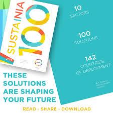 Sustainia 100 2014