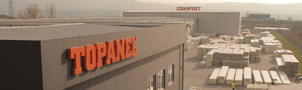 Topanel Valcea – producător de panouri termoizolante pentru hale – afaceri de 181 mil. RON in 2018