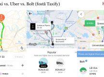 Yango – concurență pentru Uber și Bolt (fost Taxify) – se lansează în România