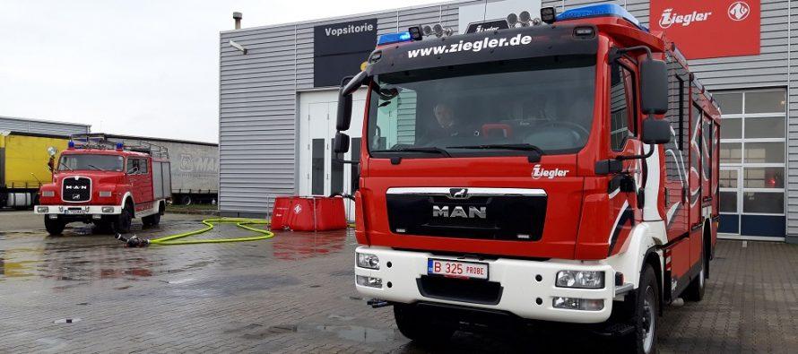 MHS Trucks&Bus va construi in Sibiu – impreuna cu Ziegler – autospeciale de pompieri