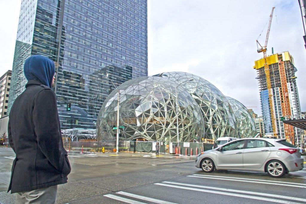 Amazon alege New York si Virginia de Nord – langa Washington – ca noi sedii