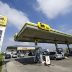 MOL a preluat benzinăriile Agip din România