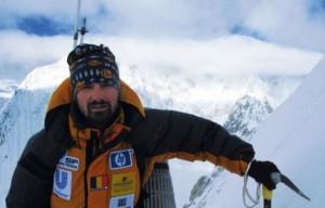 Alpinistul Alex Găvan, într-o nouă expediţie în Himalaya, pe muntele Annapurna (8.091m)