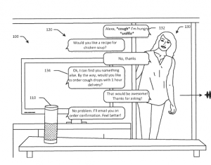 Un nou patent Amazon care sa detecteze o raceala via Alexa