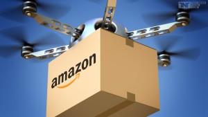 amazon drona
