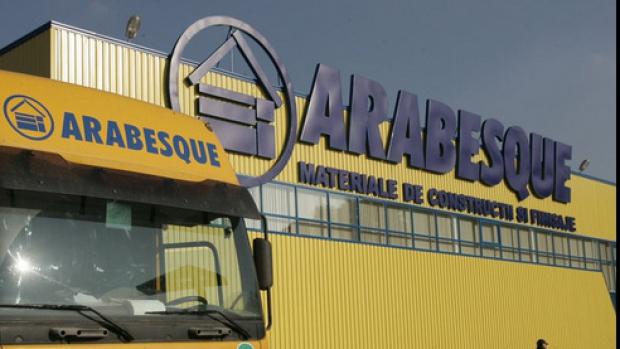 Arabesque Galaţi – comerţ cu materiale de construcţii şi bricolaj – afaceri de 1,7 miliarde RON în 2018