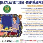 Petrecere în oraș: luna August la Fundația Calea Victoriei