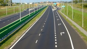 """S-a deschis """"autostrada muzeu"""" dintre Gilau si Nadaselu"""