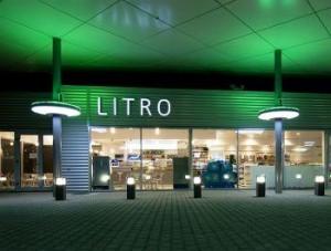 bezinarie Litro