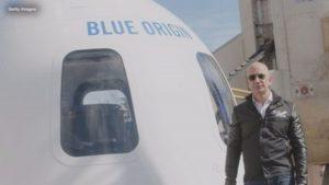 Planuri pentru un trilion de oameni in Sistemul Solar cu ajutorul Blue Origin