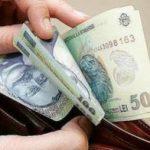 Guvernul a avizat creșterea salariului minim brut pe ţară
