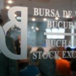 Bursa de la Bucureşti a terminat şedinţa pe plus