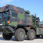 Parteneriat germano-român pentru producţia de camioane militare la Braşov