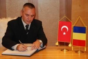 cooperare Romania-Turcia
