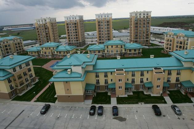 Cosmopolis – complexul rezidenţial se extinde cu încă 7.000 locuinţe noi – o investiţie de 300 milioane euro