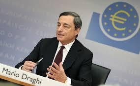 Preşedintele BCE, Mario Draghi, avertizează AdministraţiaTrump să respecte comerţul internaţional şi normele financiare