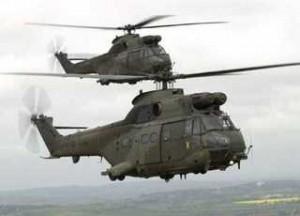 MAI anunță mărirea efectivelor Inspectoratului General de Aviaţie cu 22 de elicoptere şi un simulator